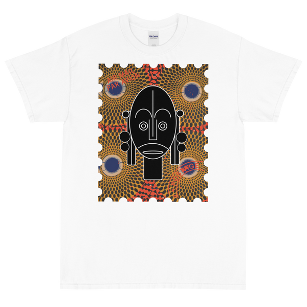 Fang Tribe Stamp Short Sleeve T-Shirt