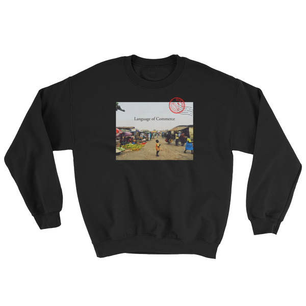 Commerce Postcard Sweatshirt