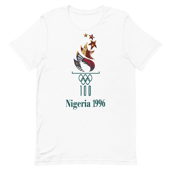 Nigeria 1996 Short-Sleeve Unisex T-Shirt