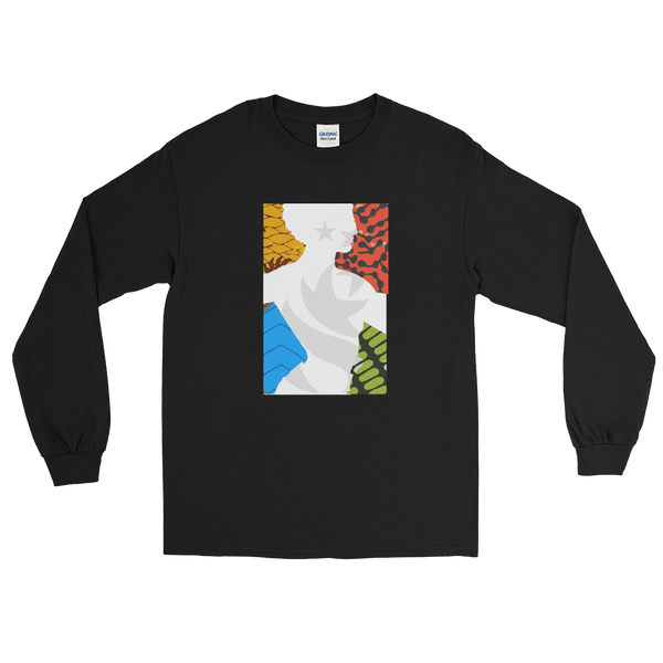 Olympic Poster Long Sleeve T-Shirt