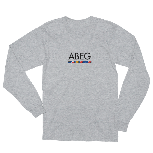 Abeg Unisex Long Sleeve T-Shirt