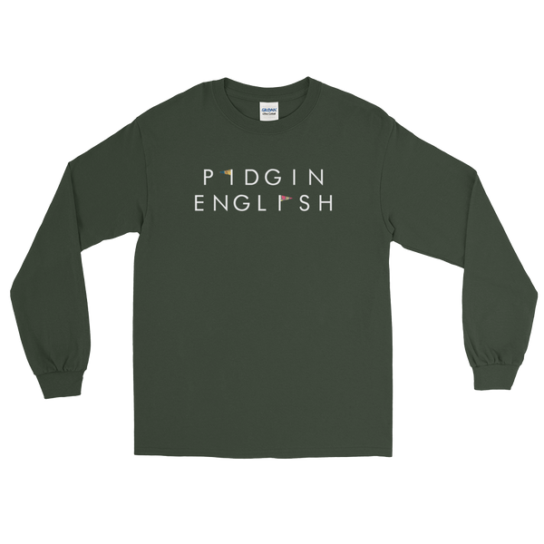 Pidgin English Shield - Long Sleeve