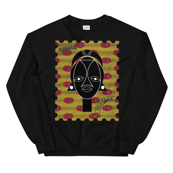 Kota Tribe Stamp Sweatshirt