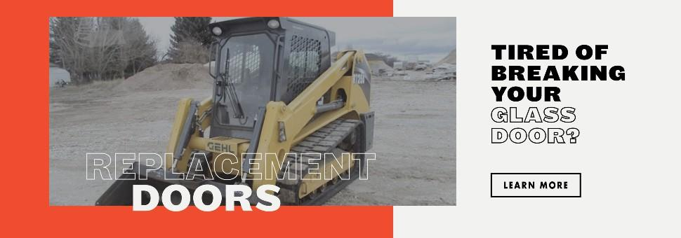 Replacement Skid Steer Doors