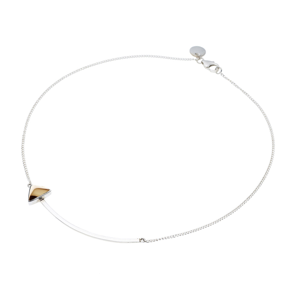 En Arrow Necklace | Pushmataaha