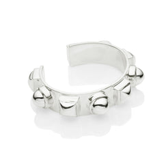 Geronimo Cuff in Sterling Silver