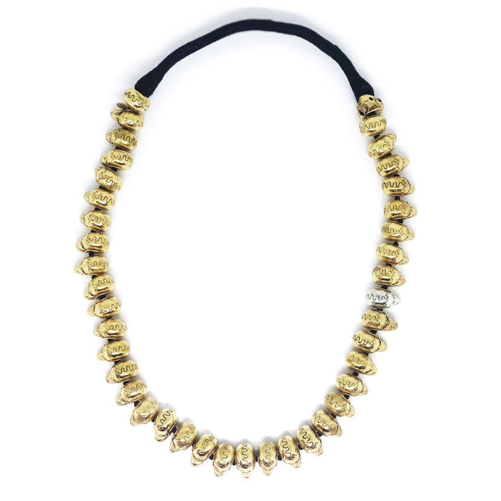 Skull Heads Multi Necklace | Pushmataaha