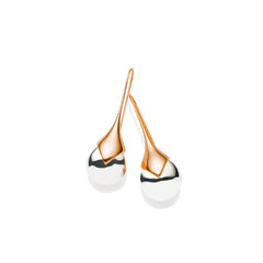 Masai Earrings | Rose Gold Plate | select stones