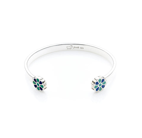 Flower Cuff | Pushmataaha