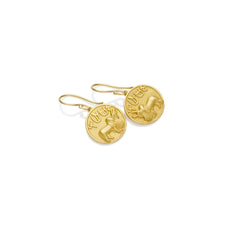 Indus Coin Earring | Pushmataaha