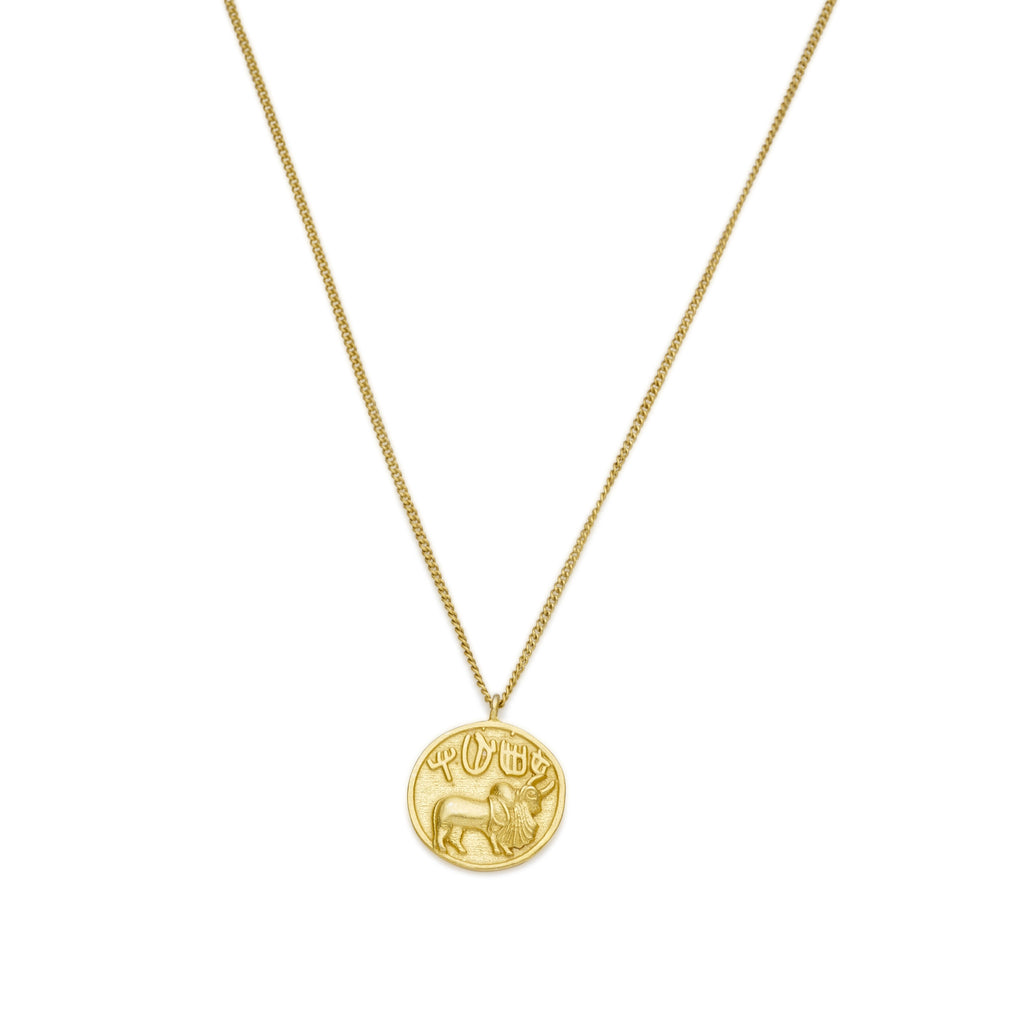 Indus Coin Necklace | Pushmataaha