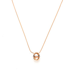 Sphere Rose Necklace | Pushmataaha