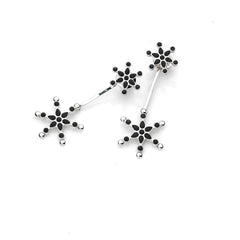 Frost Drop Earring | Pushmataaha