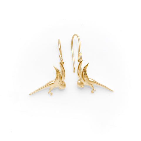 Bird Earrings | Pushmataaha