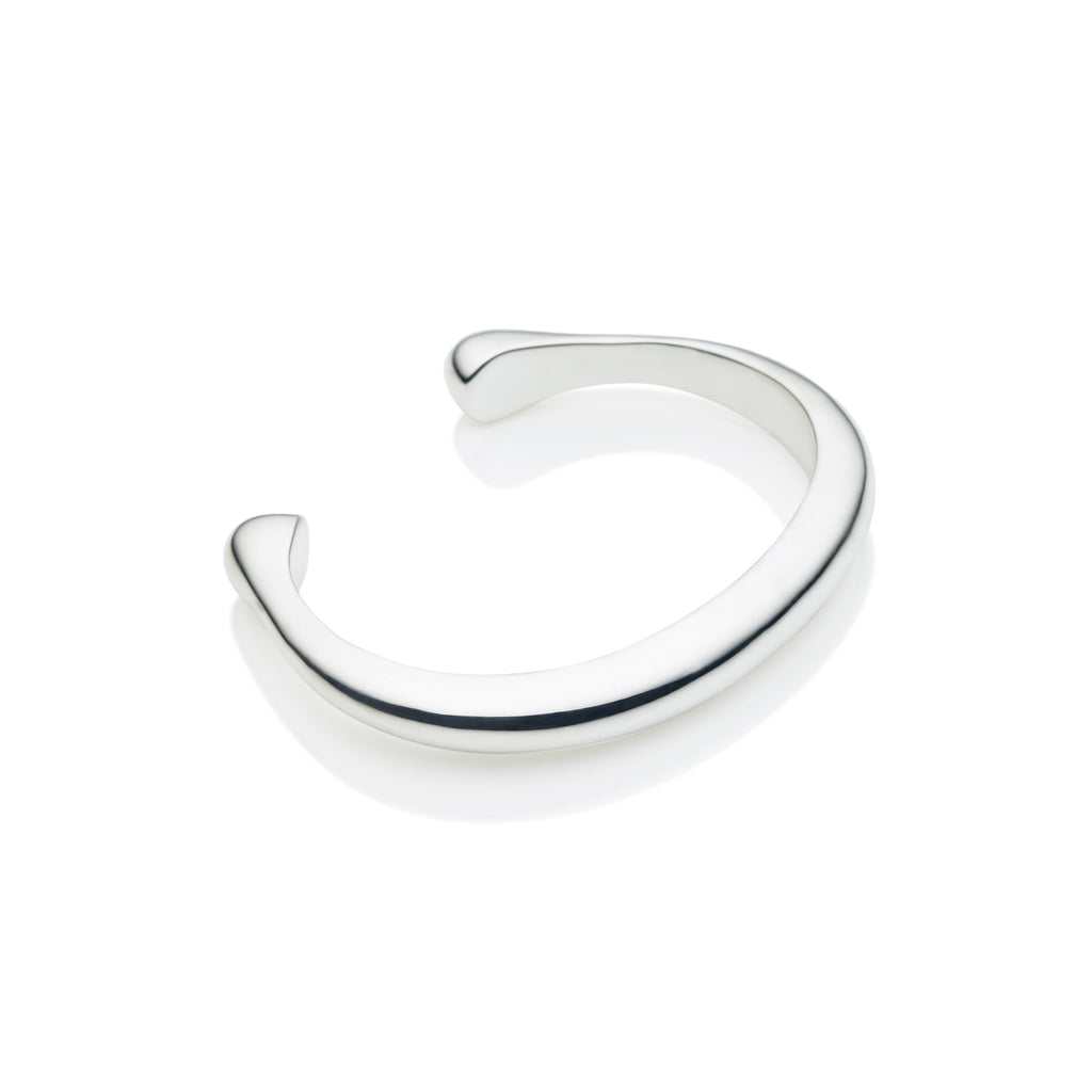Naja Cuff in Sterling Silver