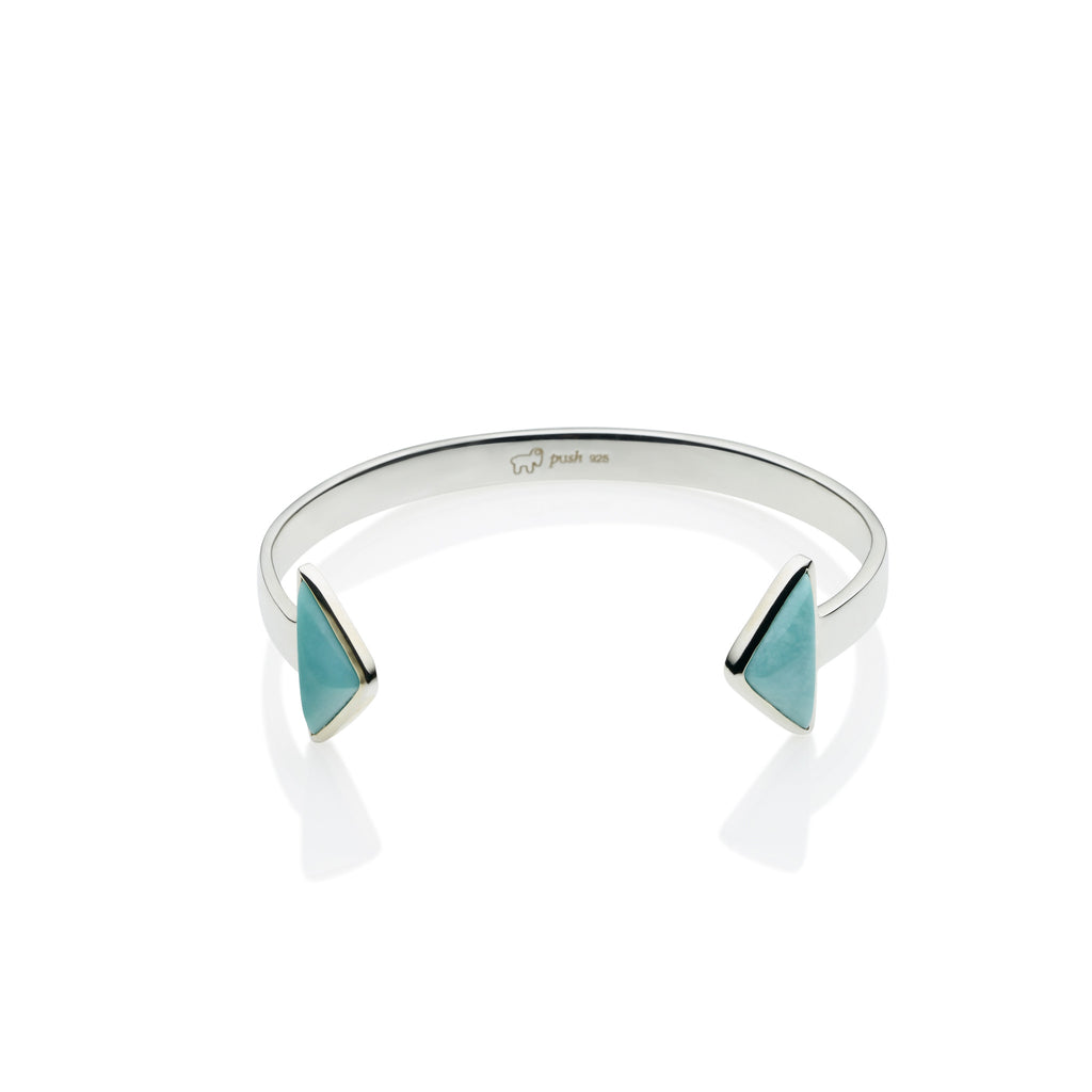 En Tribe Cuff | Turquoise