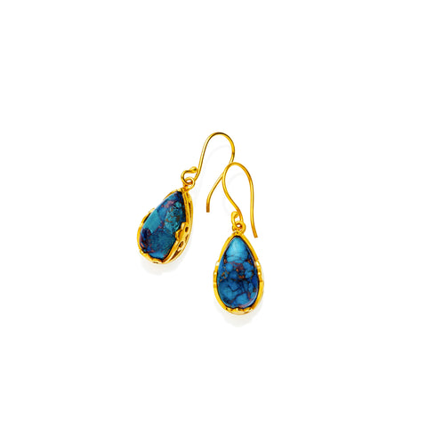 Monarch Earrings | Pushmataaha