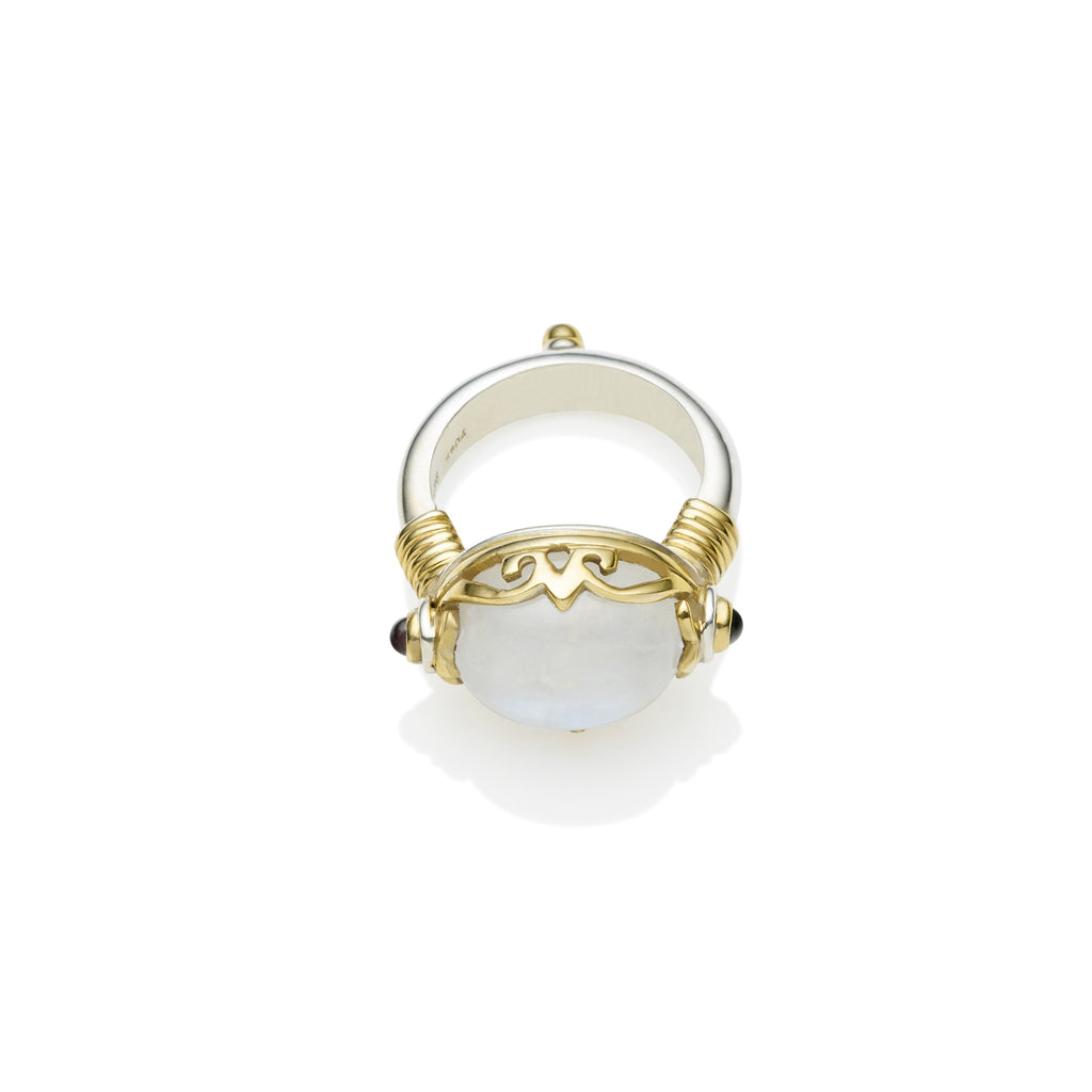 Empress Monarch Ring
