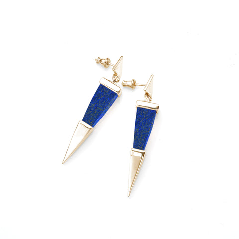Shard Earrings | Pushmataaha