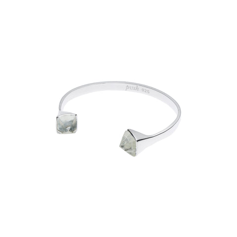 Twin Spirit Cuff | Crystal