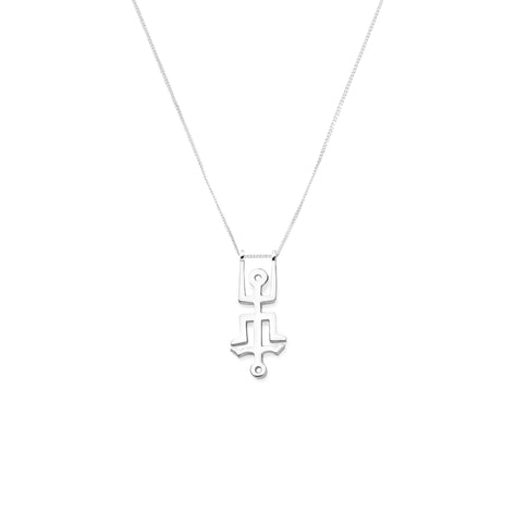 Mini Hangman Necklace