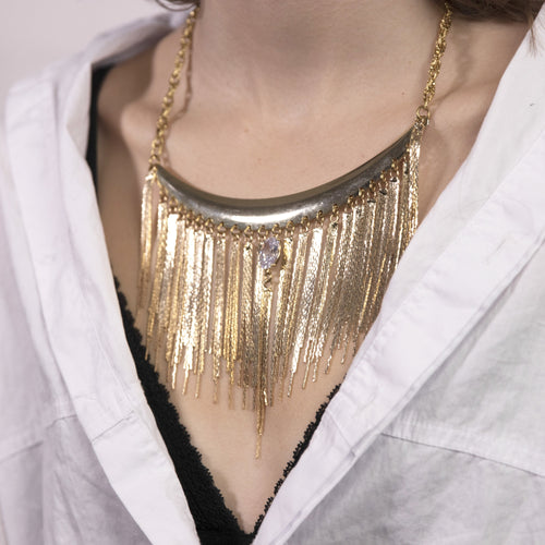 Golden Fields, Necklace, Tinka the Label