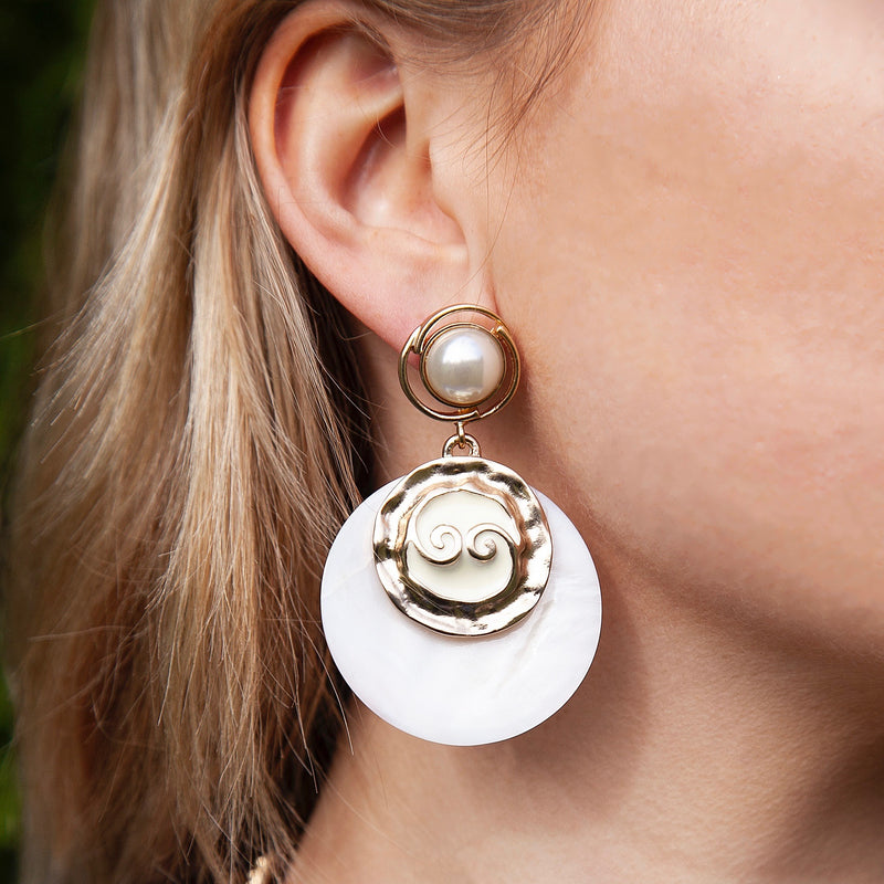Meka, Earring, Tinka the Label