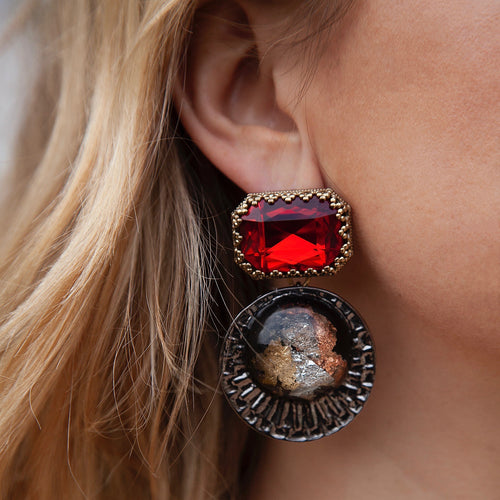 Gaia, Earring, Tinka the Label