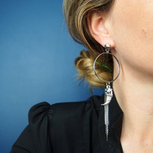 Harlow, Earring, Tinka the Label