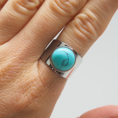 Love Stoned ring - Turquoise
