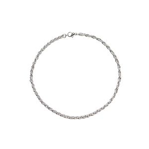 Silver Mist, Anklet, Tinka the Label