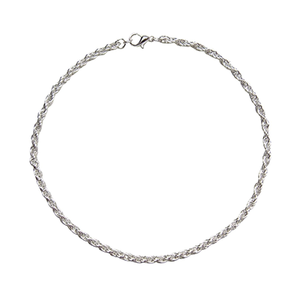 Silver Mist, Necklace, Tinka the Label