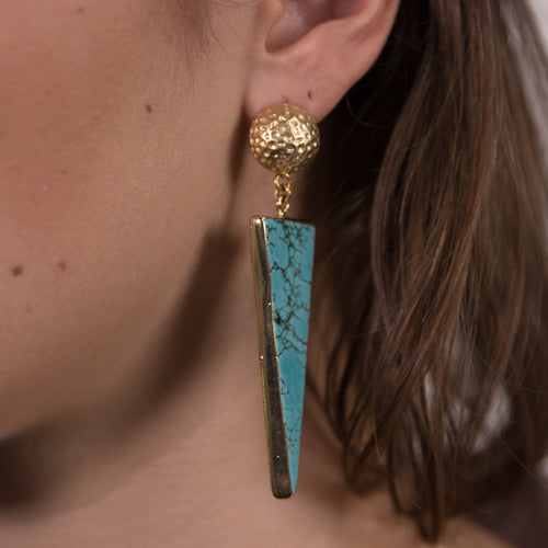 Into the Blue, Earring, Tinka the Label
