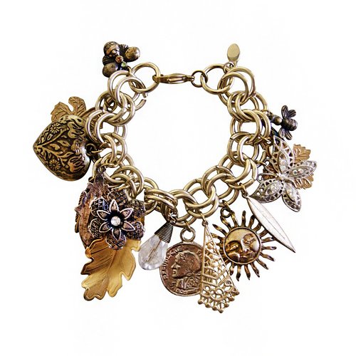 Charmed: Garden State, Bracelet, Tinka the Label
