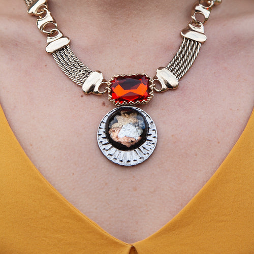 Gaia, Necklace, Tinka the Label