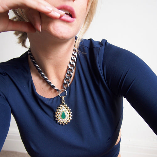 Leiden, Necklace, Tinka the Label