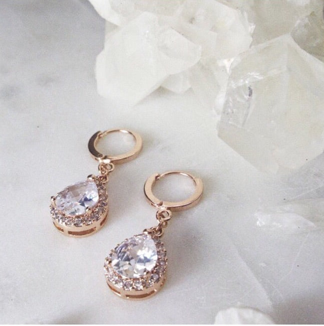 Audrey, Cluster Earring, Tinka the Label