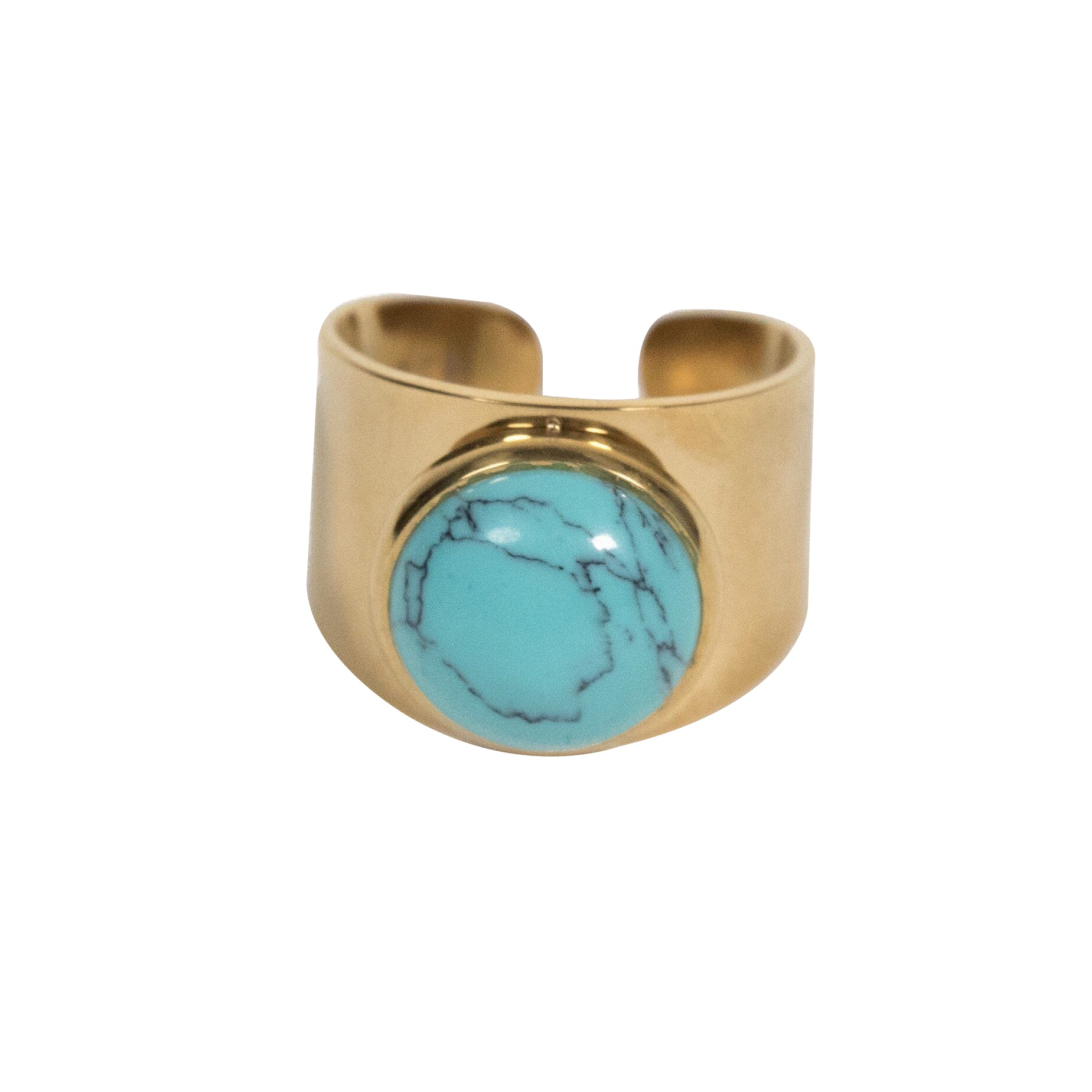 Love Stoned ring - Turquoise, Ring, Tinka the Label