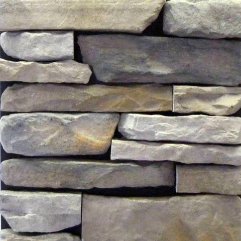 Kootenay Ledge Stone - Evening Shadow