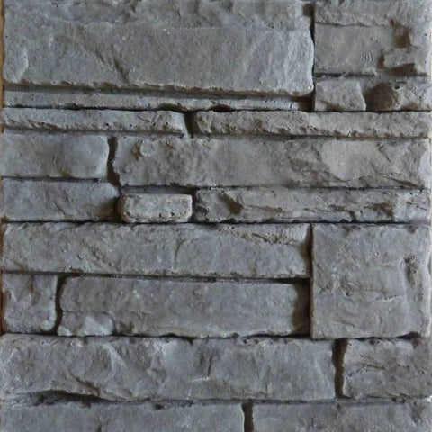 Rocky Mountain Ledge Stone - Charcoal
