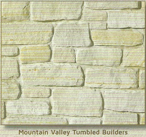 Mountain Valley Tumbled Builders