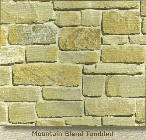Mountain Blend Tumbled