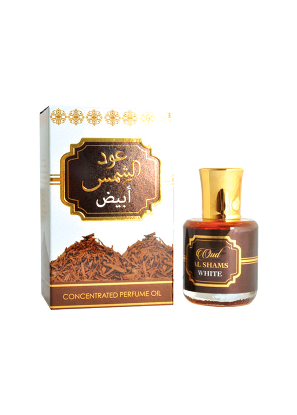 Oud Al Shams White 20 ML