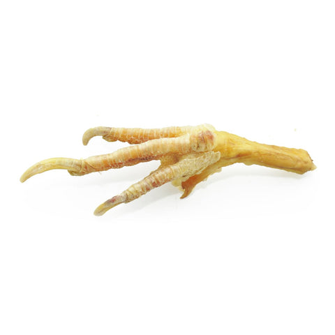 Barkworthies Single Chicken Foot