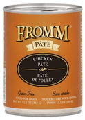 Fromm Chicken Pate 12.2oz Dog Can Grain Free