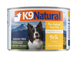 K9 Natural Chicken Canned Dog Food