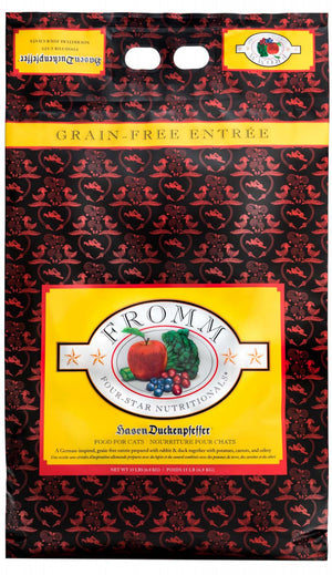 Fromm Duckenpfeffer Dry Grain Free Cat Food