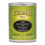 Fromm Lamb and Sweet Potato Pate 12.2oz Grain Free Dog Can