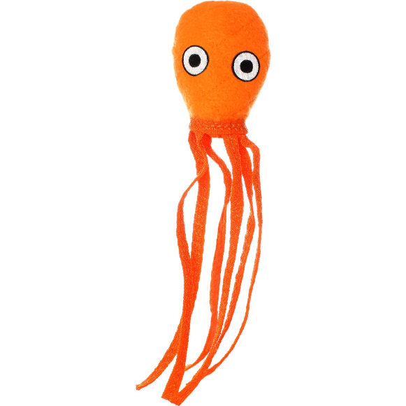 Tuffy's Sea Creature Squid Orange Jr