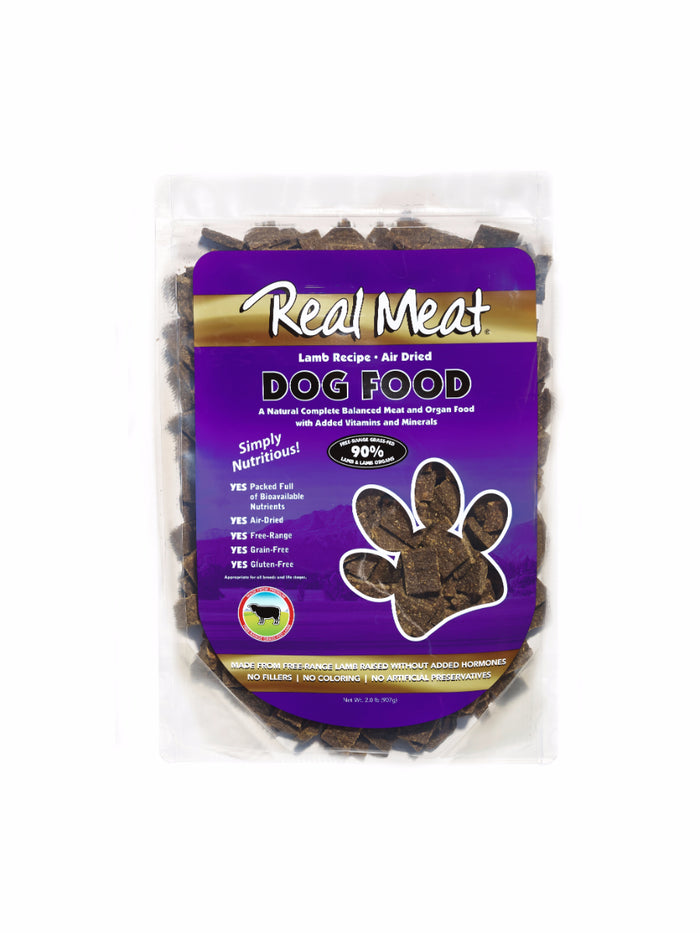 Real Meat Company Lamb Dog Food